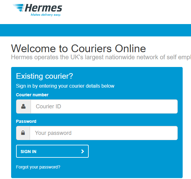 Hermes | Couriers Online